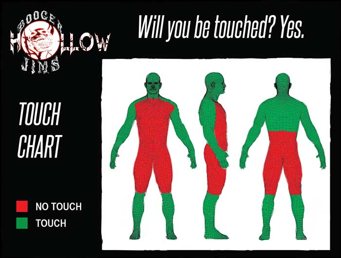 Touch Chart